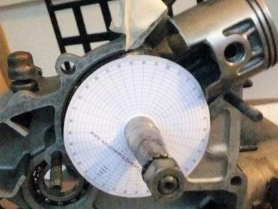 Fasi del motore a 2 tempi, come misurarle