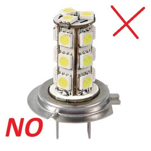 Modelli Lampade Led.La Migliore Lampada A Led In Base Al Faro Motomotor It