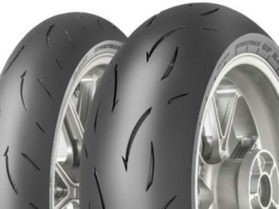 Prova Dunlop d212 Gp Racer